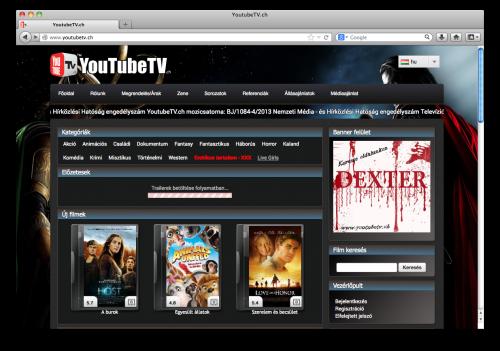 youtubetv.ch